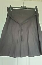 Excellent Condition New Look Black Skirt Size 12