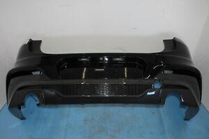 BMW X4 G02 M Package Pare-Chocs 416 Noir Carbone
