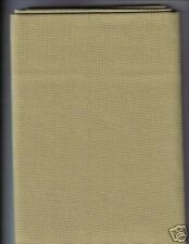 1 Metre 28 Count (Ct) Prairie Green Jobelan Evenweave Cross Stitch Fabric