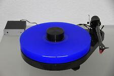 Piatti acrilico per Pro-JECT Giradischi RPM 5.1 RPM - 5 - 4 di D.D - 30mm forte