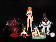 K&M Kaiyodo Neon Genesis Evangelion figure EVA gashapon (full set of 5 figures)