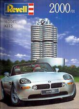 Catalogue Revell Model kits 2000 /2001
