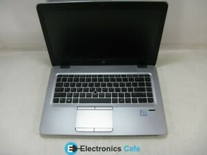 "HP EliteBook 840 G3 14"" Laptop 2.40 Ghz i5-6300U 4GB RAM (Grade C No Caddy)"
