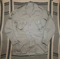Canadian Army Lightweight Combat Coat Type A Trial - Genuine Issue Size 7038
