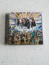 CD Album : Lost Horizon - Awakening The World (Rare Swedish Metal CD)