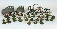 Lot of HEROSCAPE Figures  35 - Plus Walls -