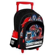 Transformers Optimus Prime zaino TROLLEY BIMBA SCUOLA elementare originale