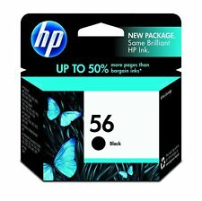 New Genuine HP 56 Black  Ink Cartridge C6656A  For PSC 2210,2170 ,2510 ,2410