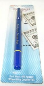 STUDIOART Counterfeit Bill Detector NIP