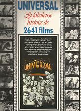 Universal - La fabuleuse histoire de 2641 films