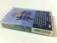 BOB SEGER AND THE SILVER BULLET BAND, AGAINST THE WIND, CASSETTE