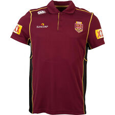 "QLD Maroons State of Origin 2016 Team ""Q"" Polo Shirt - SMALL"
