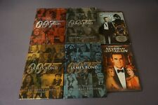 James Bond Ultimate Edition Volumes 1, 2, 3, 4 + Never Say Never / Casino Royale