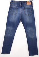 Levi's Strauss & Co Hommes 511 Slim Jeans Extensible Taille W33 L32 BBZ623