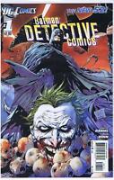DC Batman Detective Comics The New 52 #1 First Print