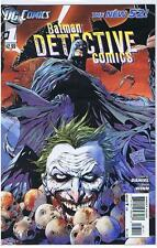 DC Batman Detective Comics The New 52 #1 First Print