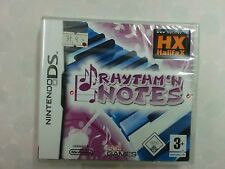 NINTENDO DS - GIOCO RHYTHM'N NOTES