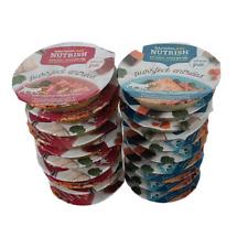 Rachael Ray Nutrish Natural Cat Food 10 Fin-Tastic 10 Sea-Sational 2 Ounce 20 CT