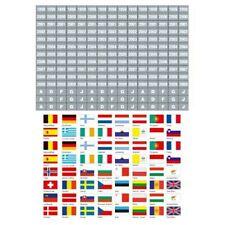 SAFE 1862 Kennzeichungs-Flaggen Set Ganze Welt