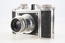 Rare Pontiac Lynx Ii 3x4cm Camera with Som Berthiot Flor 50mm f/2.8 Lens Tested