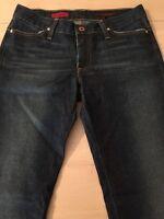 "Adriano Goldschmied Women's Jeans The Legend Flare Stretch Size 27 X 32"""