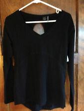 Zella XS NWT Cotton Blend Stretch  Knit Blouse Top