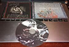 tara indiziert cd oi punk skinhead isd rock o rama rebelles europeens saga rare