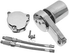 Baron Custom Accessories V-Star Oil Filter Relocation Kit (BA-2640-00) 0712-0171