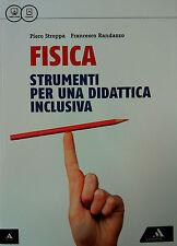 FISICA STRUMENTI PER UNA DIDATTICA INCLUSIVA Stroppa  A.MONDADORI 9788824749688