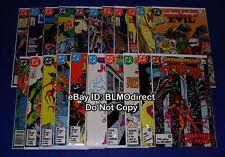 1986 Teen Titans Spotlight 1 2 3 4 5 6 7 8 9 10 11 12 13 to 21 Full Run DC 1 21