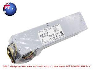 Dell Optiplex 390 690 790 990 9010 7010 301 SFF Power Supply H240ES L240AS-00 AU