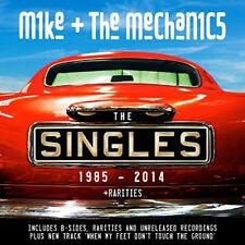 Mike and The Mechanics : The Singles 1985-2014 + Rarities CD (2017) ***NEW***