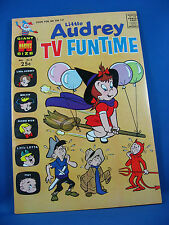 LITTLE AUDREY TV FUNTIME 2 VF NM Richie Rich 1962