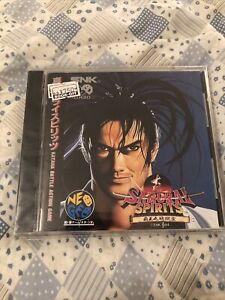Samurai Spirits 2 Neo Geo Cd