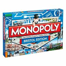 Winning Moves Monopoly Bristol Edition Board Game