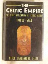 THE CELTIC EMPIRE: THE FIRST MILLENNIUM OF CELTIC HISTORY C.1000 BC-51 AD., Elli