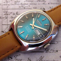 NEW OLD STOCK Vintage RENIS AUTOMATIC Mens SWISS MADE  wristwatch 60s-MINT