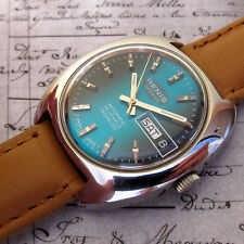 NEW OLD STOCK SWISS MADE Vintage RENIS AUTOMATIC Mens wristwatch 60s-MINT