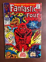 Fantastic Four #77 (1968) 7.0 FN Marvel Key Issue Comic Silver Age Silver Surfer