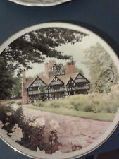 The Oak House West Bromwich Collectors Plate.