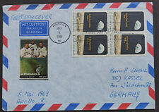 Raumfahrt Space USA Apollo 8  FDC  Houston  May 5  1969  First Day Cover
