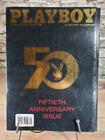 PLAYBOY Magazine 50th Anniversary Issue January 2004