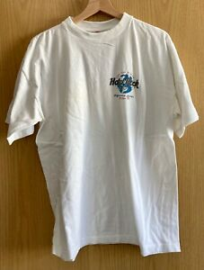 *MEGA RARE* MICHAEL STIPE / REM - Hard Rock Cafe, Signature Series, T-shirt, L