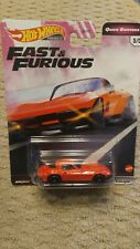 NEW 2020 HOT WHEELS FAST AND FURIOUS '65 CORVETTE STINGRAY  QUICK SHIFTERS 5/5