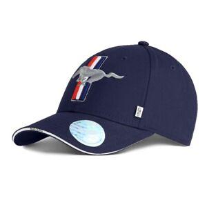 Ford Mustang Baseball Cap rPET navy 35030414