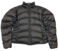 Patagonia Women's Black Down Puffer Jacket Size Large Style #84613