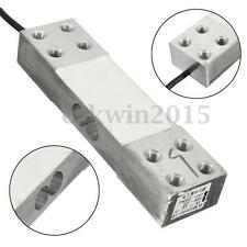 200 Kg Sensor Electrónico Pesaje Escala paralelo célula de carga de aluminio de peso