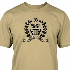 Willys Jeep CJ-3B T-Shirt