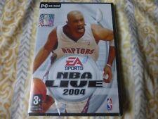 NBA Live 2004 (PC: Windows, 2003) New & Sealed