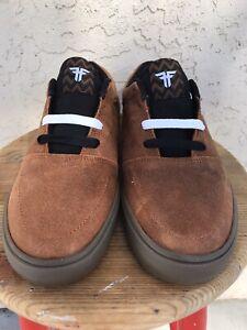 Fallen Shoes - Roots - Brown / Gum - Size 9